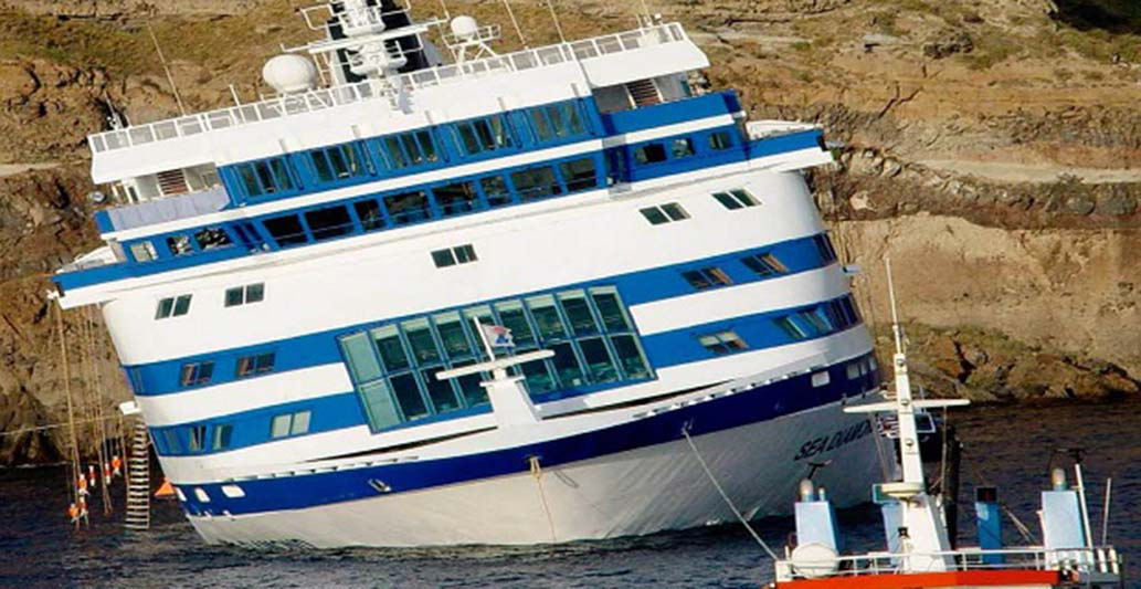 "Judicial technical report, assigned by the Court of Appeal of Piraeus ref. Νο Decision 51/2017 & 373/2018 regarding the shipwreck of  M/S ""Sea Diamond"""